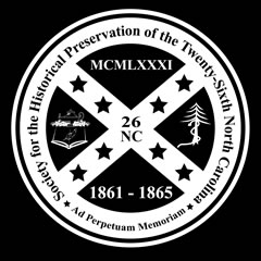 26th NC Corporate Seal Reverse