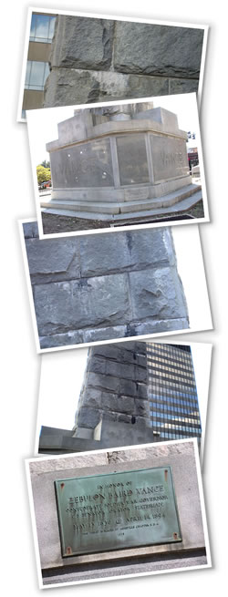Monument Damage